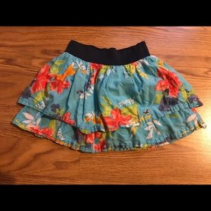 Hollister Aloha Skirt XS SUPER CUTE!
